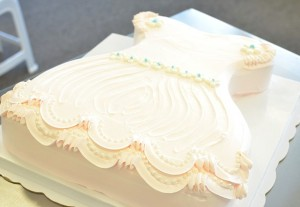 cake_公主裙