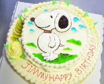 cake_史努比