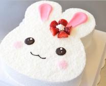 cake_小白兔