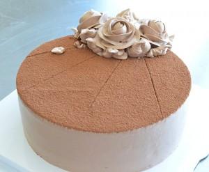 cake_巧克力蛋糕