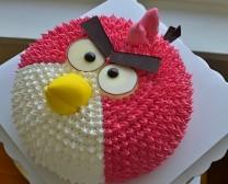 cake_愤怒小鸟