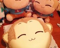 cake_猴子