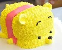 cake_维尼熊