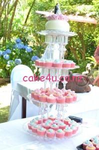 Cup Cake 结婚蛋糕