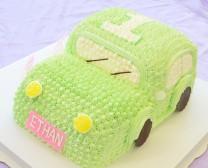 1岁汽车蛋糕