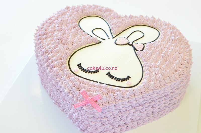 兔子-心形版