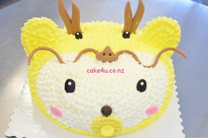龙宝宝-黄色