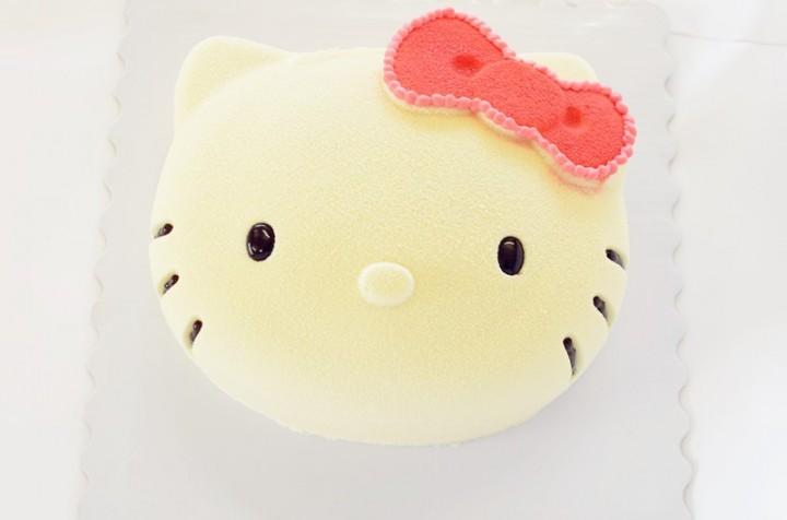 慕斯-Hello Kitty