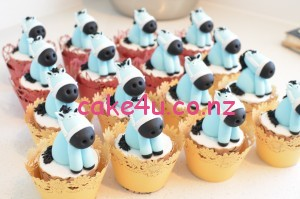 Cup cake-小马---001