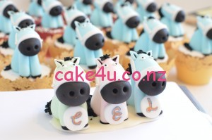 Cup cake-小马 ---002