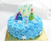 Frozen 蓝色玫瑰雪山版 - 6.0