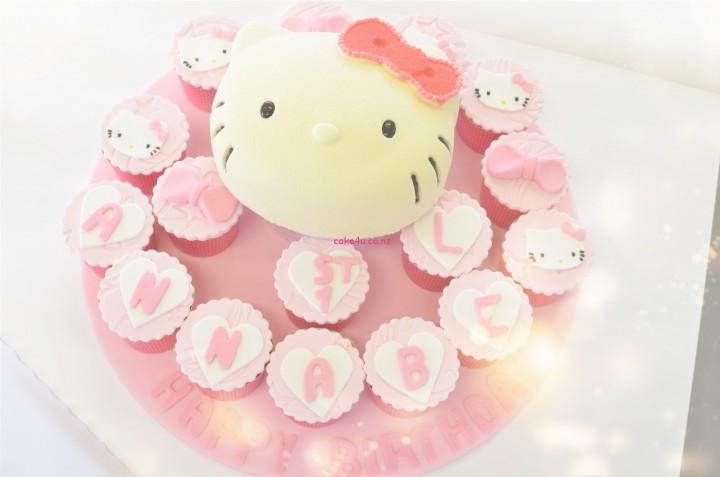 Hello Kitty - Mousse