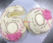 60大寿蛋糕