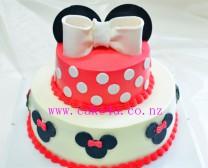 双层米妮蛋糕