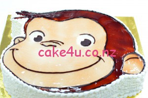 半立体猴子头 - 6.0