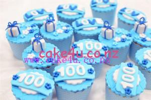 翻糖 - Cupcake