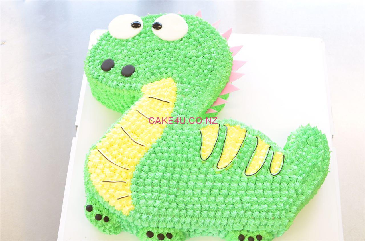 恐龙 - 002