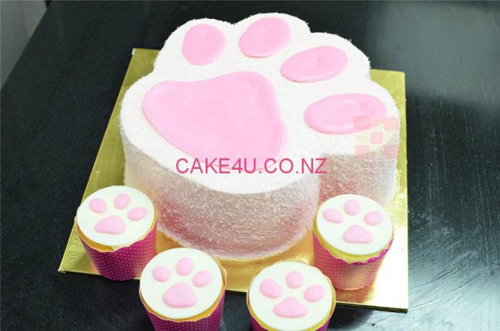 粉色爪 6.0