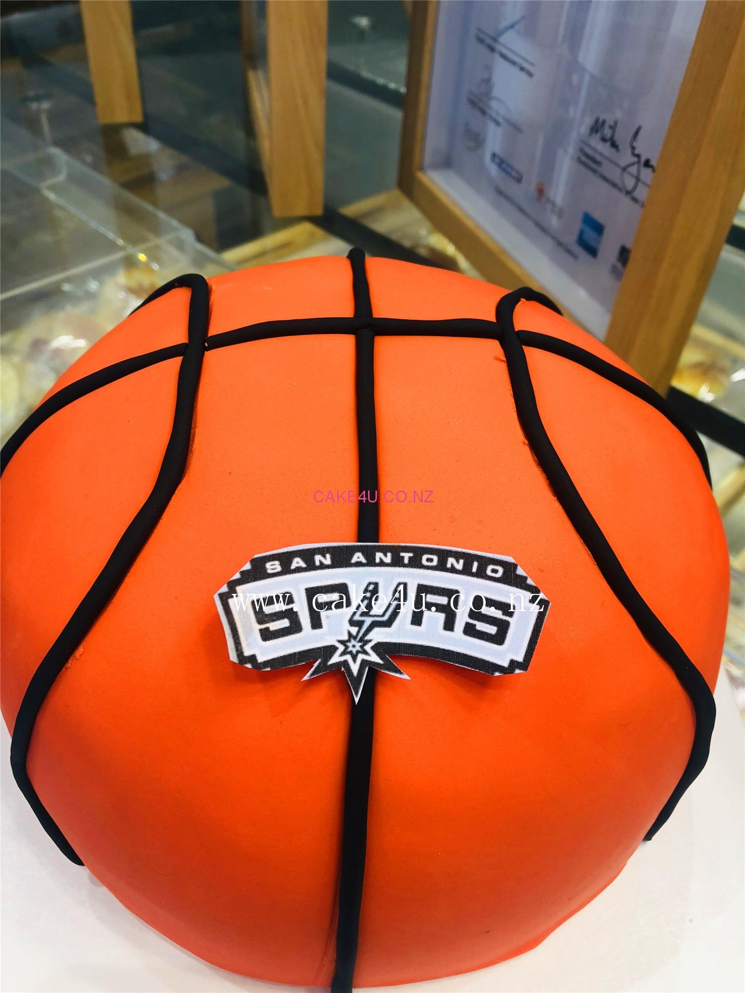 篮球翻糖版-6.0